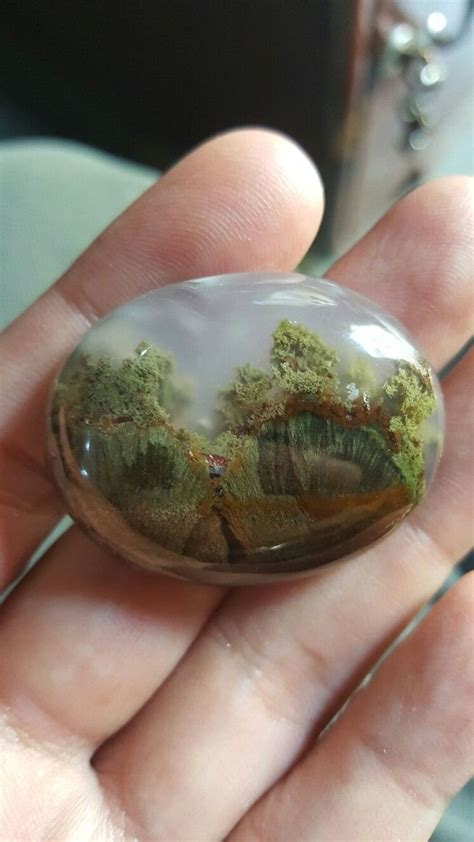 Moss Agate from Indonesia   Crystal Love   Pinterest