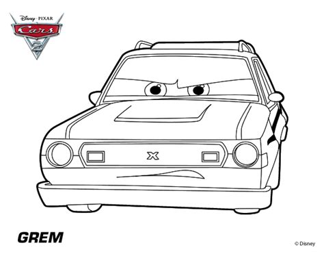 cars 2 coloring pages grem cars 2 coloring book bell rehwoldt com