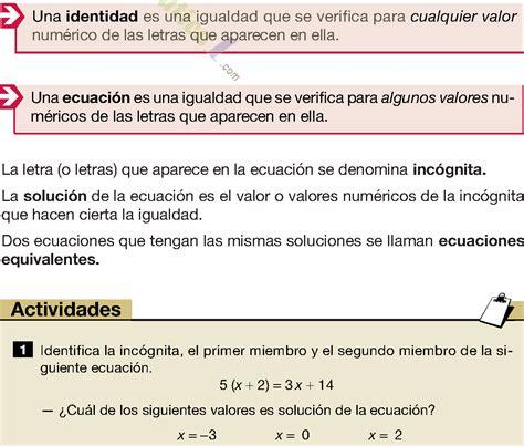 inecuaciones para primer grado primaria ecuaciones e inecuaciones de primer grado diagramas de
