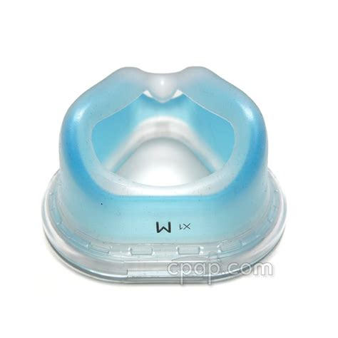respironics comfort gel blue cpap com comfortgel blue cushion and sst flap for