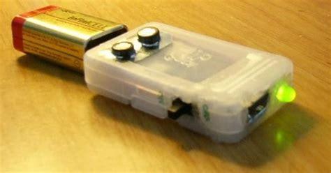 cara membuat power bank 6 volt cara membuat power bank dengan battery 9 volt bagas021