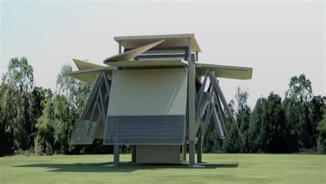 Tiny Homes Interior Designs Pop Up Houses From Ten Fold Engineering Assemble