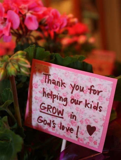 Sunday School Gifts - sunday school gifts appreciation week