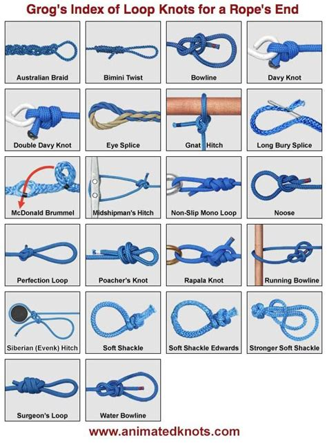 tie boat knots rope 30 best knots images on pinterest knots girl scouts and