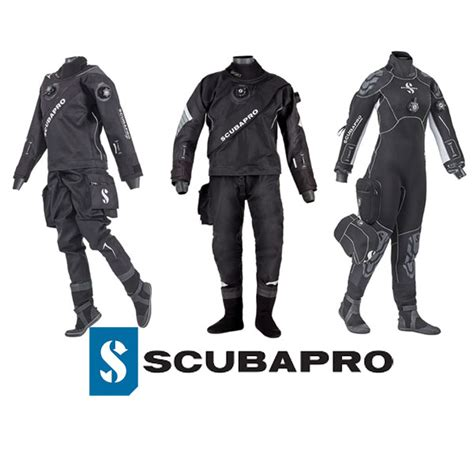 Paket Scuba Cressi Ultralight Premium 2018 2018 drysuit collection from scubapro dive magazine
