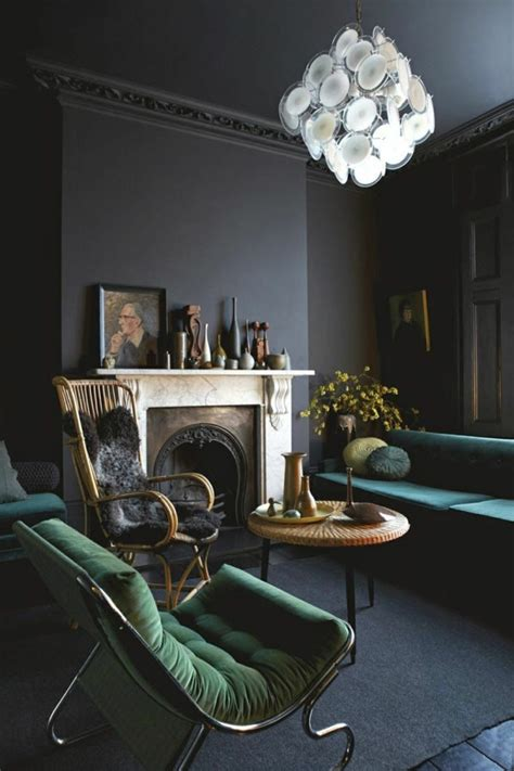 living room accent wall ideas – 26 Blue Living Room Ideas (Interior Design Pictures)   Designing Idea