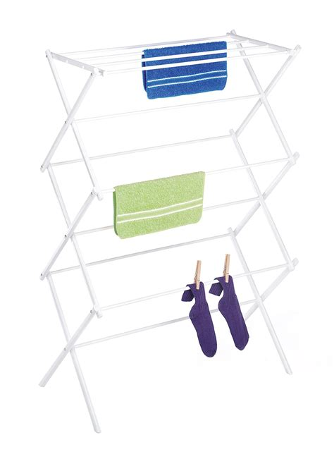 Whitmor 6023 741 Folding Clothes Drying Rack by Whitmor 6023 741 Folding Clothes Drying Rack