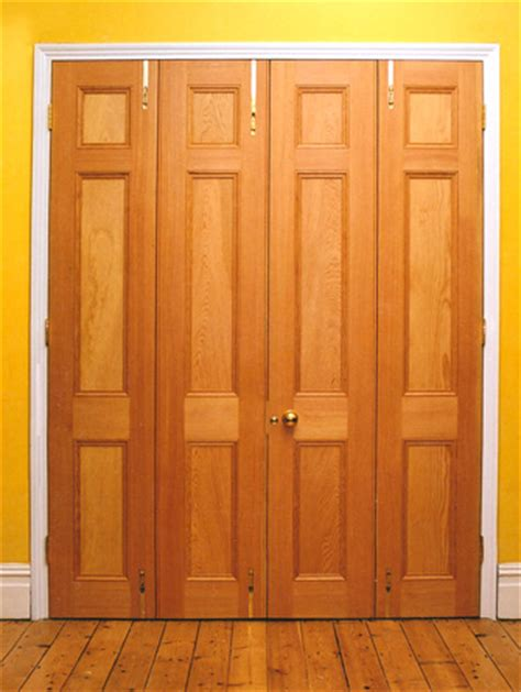 Wood Folding Closet Doors by Wooden Folding Doors Interior Accordion Doors