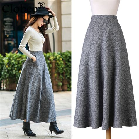 7 Favorite Winter Skirts by Style Fall Vintage Winter Skirt 2018 Autumn