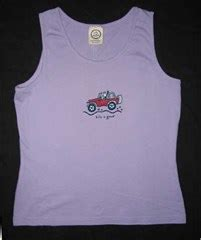 lilac jeep all things jeep life is good woman s lilac tank top