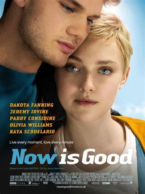 film romance maladie now is good film 2012 allocin 233