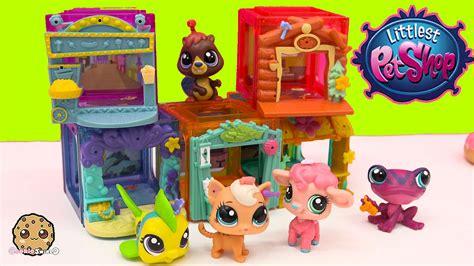 bobblehead lps 5 lps bobbleheads littlest pet shop mini style playset