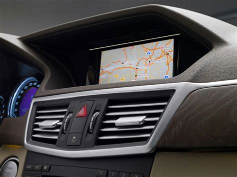 mercedes gps system navigation systems for mercedes