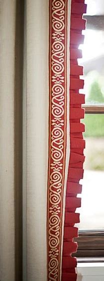 decorative trim for curtains 214 best interior design window treatments images on