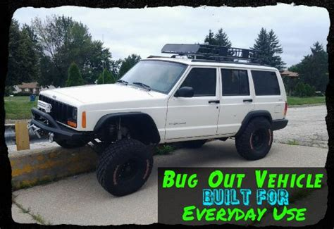 bug out vehicle survival bug out vehicle built for everyday use the best