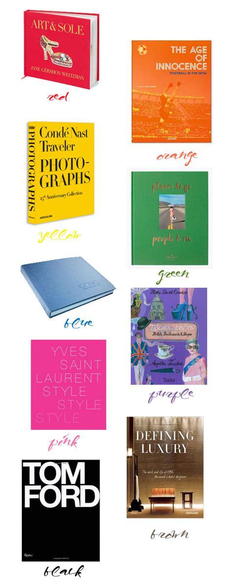 coffee table books julie