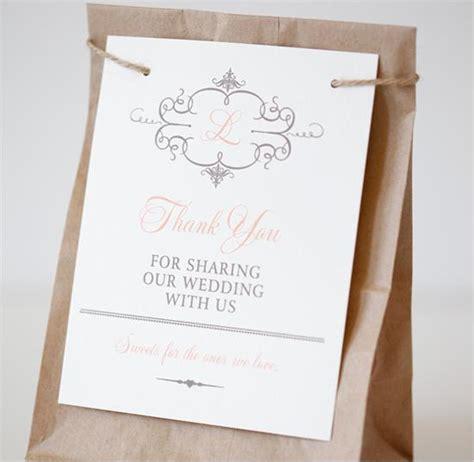 Handcrafted Wedding Gifts - diy vintage wedding favors handmade vintage gift bag