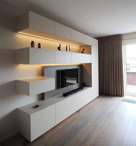 viabizzuno lade tv meubel met sfeerverlichting kast id kasten