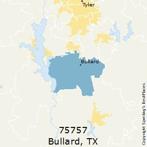 bullard texas map best places to live in bullard zip 75757 texas