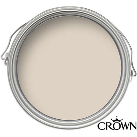 crown breatheasy neutrals wheatgrass non drip satin paint 750ml