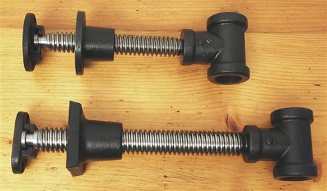bench screws workbench hardware screw spindles front vises back