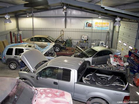 automotive repair shop auto body shops