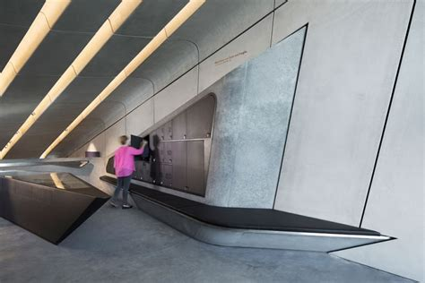 gallery of messner mountain museum corones zaha hadid messner mountain museum by zaha hadid architects south