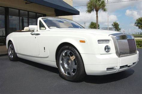 for sale 2009 rolls royce phantom drophead convertible