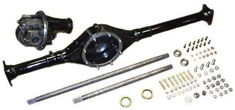 Suzuki Samurai Rear Axle Suzuki Samurai Spidertrax Floater Axle Kit