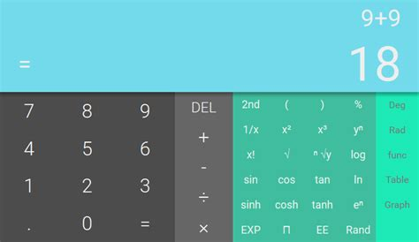 Material Calculator For Gravel 20 Best Material Design Web Ui Frameworks For Websites