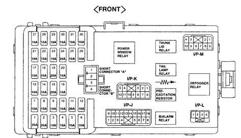 hyundai xg350 fuse box diagram lincoln viii fuse box