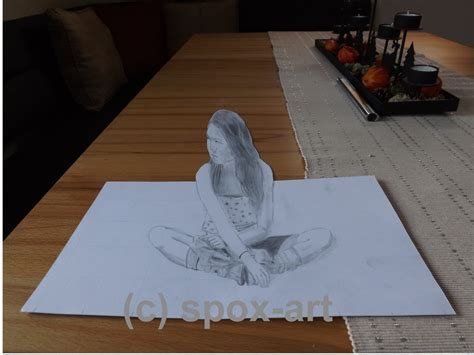 easy 3d drawing software 3d drawing by spox on deviantart