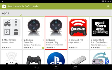 use ps3 controller on android ps3 controller on android phone tablet using only linux root required facelesstech