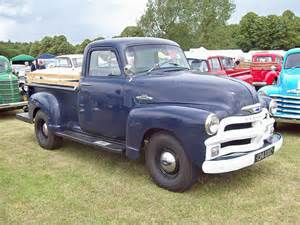 75 chevrolet advance design 3100 truck 1954 flickr