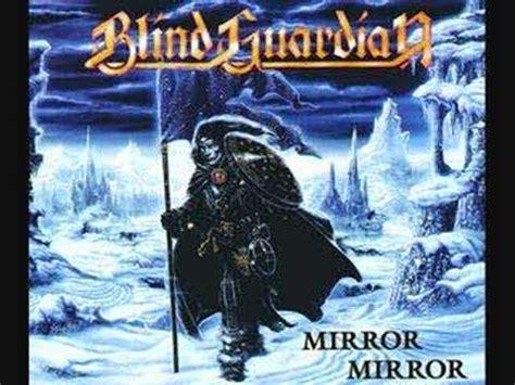 testo e traduzione mirrors mirror mirror blind guardian significato della