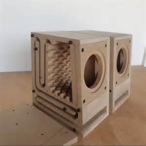 Speaker Cabinet Design Maze Maze Fever Assembly Speaker Empty Cabinet 4 Inch