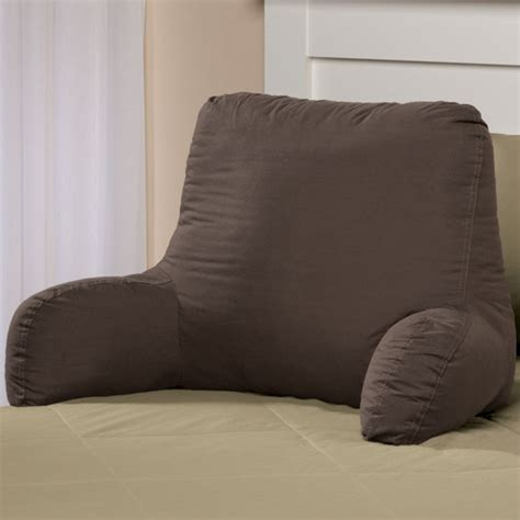 bed wedge sit up pillows at brookstone buy now sit up bed pillow support sit up in bed pillow walmart bed