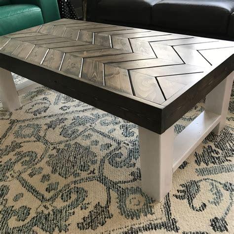 chevron coffee table ryobi nation projects