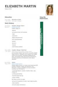 graphic design intern resume samples visualcv resume