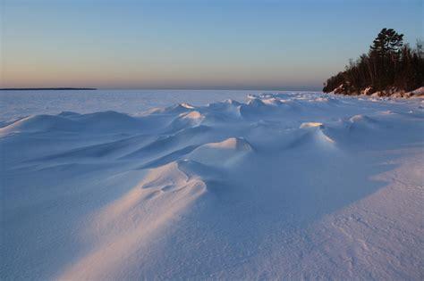 winter wonderland lake superior magazine