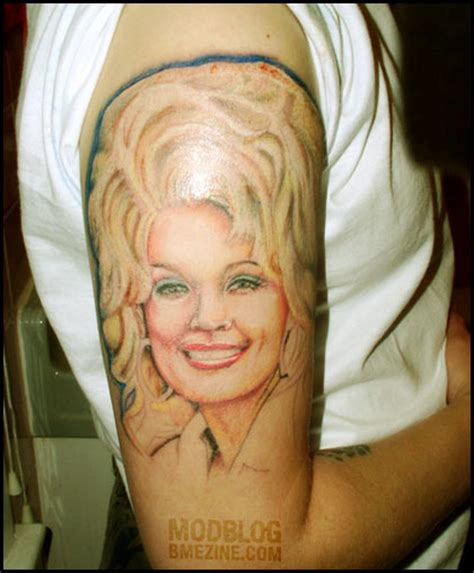dolly partons tattoos dolly parton bme piercing and