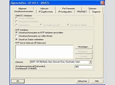 Die SPS-Grundlagen II Mac Adresse