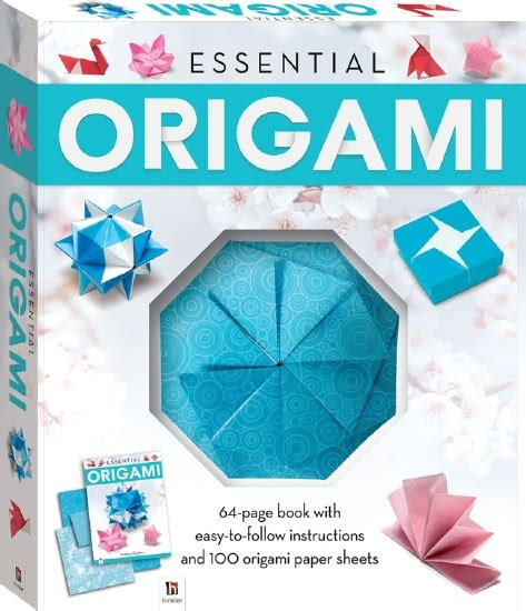 origami books for sale the store essential origami kit book