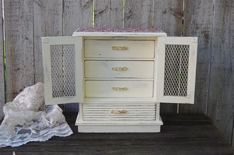 ivory jewelry armoire ivory jewelry armoire the vintage artistry soapp culture