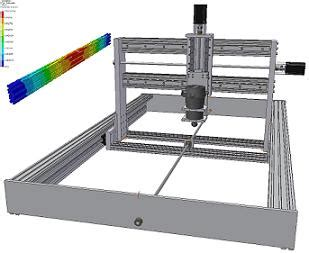 design and make cnc build your own cnc router step 2 the frame