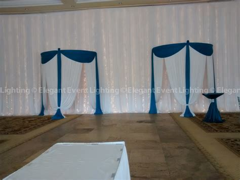 wall drapings sam nick s venuti s wedding elegant event