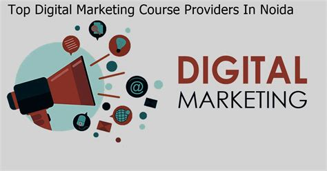 Digital Marketing Course Review by Top 6 Digital Marketing Course In Noida Find Best