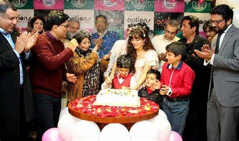 Celebrates 27th Birthday by Rabi Peerzada Celebrates 27th Birthday Pics