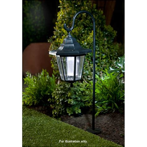Garden Lantern by Hanging Shepherds Lantern With Solar Light 254199 B M
