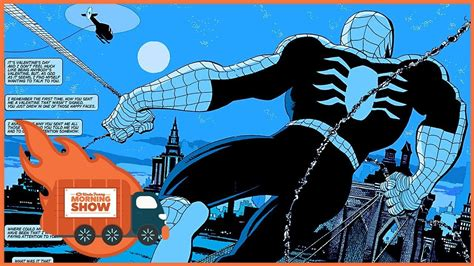 spider man blue is amazing kinda funny morning show 08